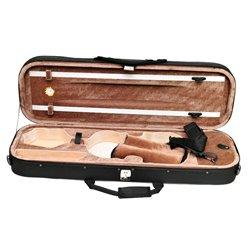 Ever Play AN-120 Futerał do skrzypiec 4/4 z higrometrem