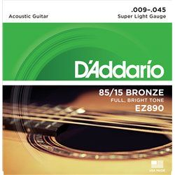 D'Addario EZ890 /9-45/