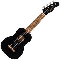 Fender Venice Soprano Ukulele BLK WN