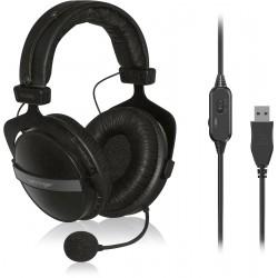 Behringer HLC660U Słuchawki USB z mikrofonem