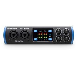 PreSonus Studio 26c Interfejs Audio USB-C