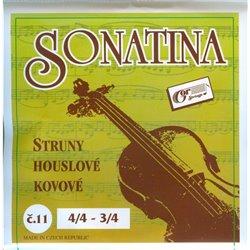 GorStrings Sonatina 11 Struny do skrzypiec 4/4- 3/4