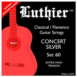 Luthier Set 60 Extra High Concert Silver