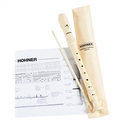 Hohner 9319 flet prosty barokowy