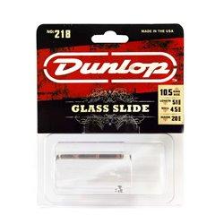 Dunlop 218 Profesjonalny Slide Szklany