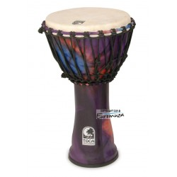 "Toca SFDJ-10WP Freestyle Djembe 10"" Woodstock"