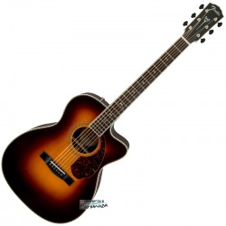 Fender PM-3 Deluxe Triple 0 SBST