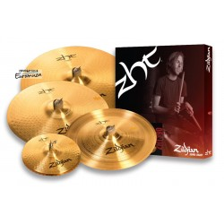 "Zildjian ZHT 390 BOX SET +Zildjian ZHT China 16"" Gratis!"