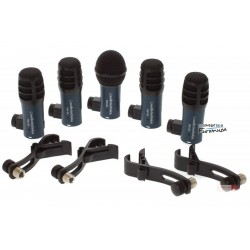 Audio Technica MB/DK5 Zestaw 5 mikrofonów do perkusji
