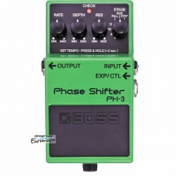 Boss PH3 Phase Shifter