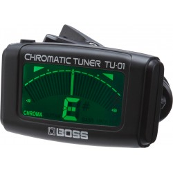 Boss TU-01 Tuner na klips