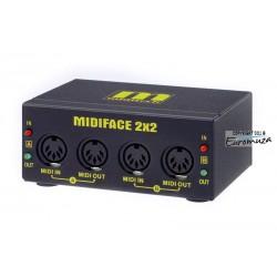 MidiTech Midiface 2x2 interfejs MIDI