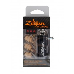 Zildjian HD Earplugs Stopery do uszu
