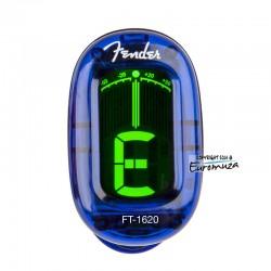 Fender FT-1620 Blue Tuner na klips
