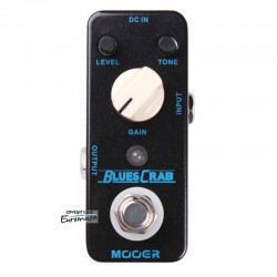 Mooer MBD1 Blues Crab