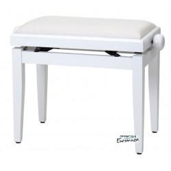 Gewa FX Ława do pianina F900556 Biały Mat