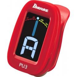 Ibanez PU3-RD Tuner na klips