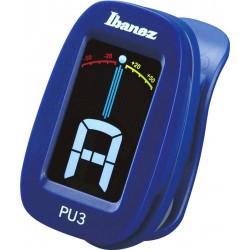 Ibanez PU3-BL Tuner na klips