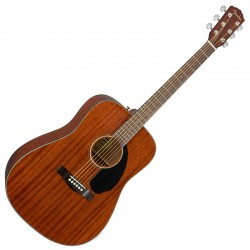 Fender CD60S All Mahogany