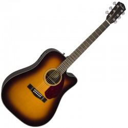 Fender CD-140SCE SB + Twardy Futerał