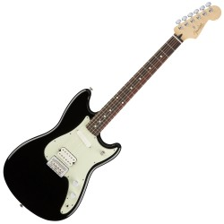 Fender Duo-Sonic HS RW BLK