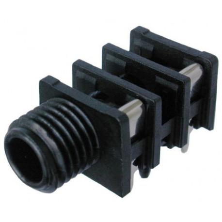 Neutrik NRJ4HF Gniazdo Jack 6,3mm Mono