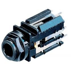 Neutrik NJ3FD-V Gniazdo Jack 6,3mm Stereo