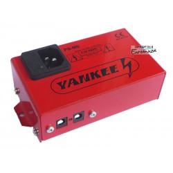 Yankee PS-M0 Zasilacz do 8 efektów + Zestaw Kabli
