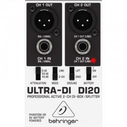 Behringer DI20 DI-box aktywny
