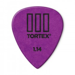 Dunlop 462R Tortex TIII kostka gitarowa 1.14mm