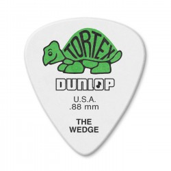 Dunlop 424R Tortex Wedge kostka gitarowa 0.88mm