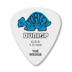 Dunlop 424R Tortex Wedge kostka gitarowa 1.00mm