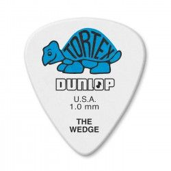 Dunlop 424R Tortex Wedge kostka gitarowa 1.00mm
