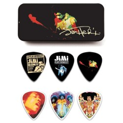 Dunlop JH-PT04H Jimi Hendrix Band of Gypsys 12 kostek gitarowych