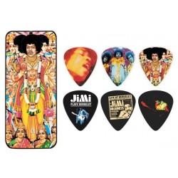 Dunlop JH-PT02M Jimi Hendrix Bold as Love 12 kostek gitarowych