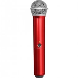 Shure WA712-RED Obudowa do mikrofonów BLX/PG58 Czerwona