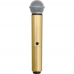 Shure WA713-GLD Obudowa do mikrofonów BLX/SM58/B58 Złota