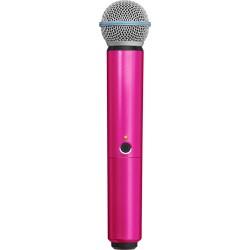 Shure WA713-PNK Obudowa do mikrofonów BLX/SM58/B58 Różowa