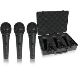 Behringer XM1800S Zestaw 3 mikrofonów