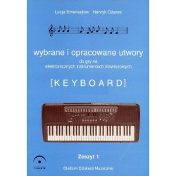 Fermata Wybrane utwory na keyboard cz.1