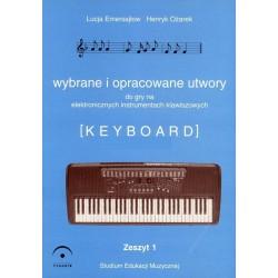 Fermata Wybrane utwory na keyboard cz.1