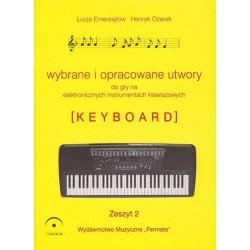 Fermata Wybrane utwory na keyboard cz.2