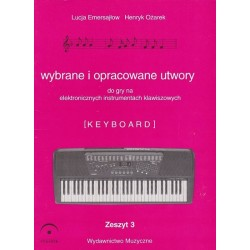 Fermata Wybrane utwory na keyboard cz.3