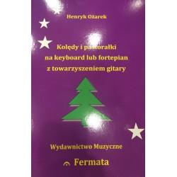 Fermata Drobne utwory na Gitarę Henryk Ożarek