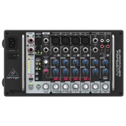 Behringer PMP500MP3 500W z odtwarzaczem MP3