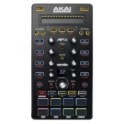 Akai AFX do Serato