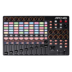 Akai APC 40 II do Abletona