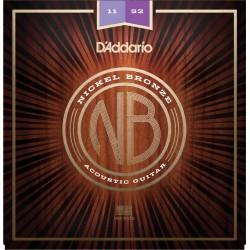 D'Addario NB1152 Nickel Bronze /11-52/