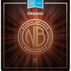 D'Addario NB1253 Nickel Bronze /12-53/