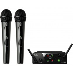 AKG WMS40 MINI 2 Dual Vocal Set